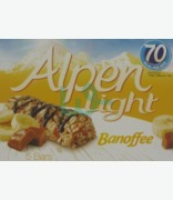 Alpen Light Banoffee Bar