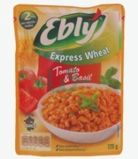 Ebly Express Wheat Pouch With Tomato & Basil