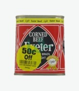 Exeter Corned Beef €0.50c Off