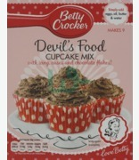 Betty Crocker Devils Food Cupcakes