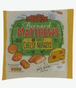 Bernard Matthews Turkey Cheesy Nuggets