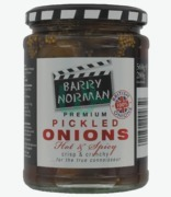 Barry Norman Premium Pickled Onions Hot & Spicy