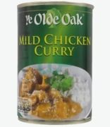 Ye Olde Oak Mild Chicken Curry
