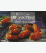 Iceland Buttermilk Chicken Wings & Buffalo Glaze