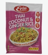 Erin Thai Coconut & Ginger Rice