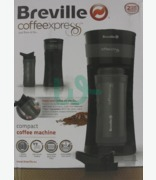 Breville Coffee Express Compact Coffee Machine