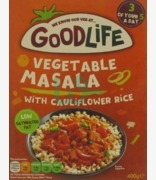 Good Life Vegetable Masala With Cauliflower Rice
