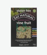 Eat Natural Taosted Musli With Vine Fruit Gluten Free( G. F. S)