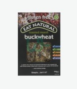 Eat Natural Toasted Muesli With Buckwheat Gluten Free(g.f.s)
