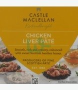 Castle Maclellan Chicken Liver Pate'