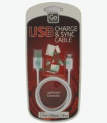 Go Travel Usb Charge & Sync Cable