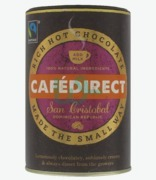Cafe Direct Rich Hot Chocolate San Cristobal
