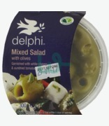 Delphi  Mixed Salad With Olives