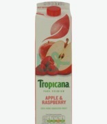 Tropicana Apple & Raspberry