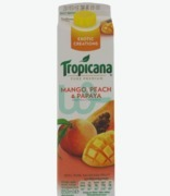 Tropicana Mango, Peach & Papaya