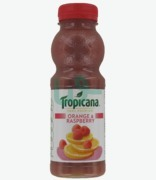 Tropicana Pet Orange & Raspberry