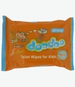 Dimple Doodoo  Toilet Wipes For Kids