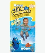 Huggies Little Swimmers Nappies 3-8kgs