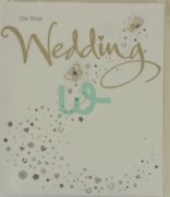 Carlton Cards On Your Wedding