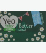 Yeo Valley Organic Lightly Salted Butter
