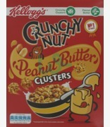 Kellogg's Crunchy Nut Peanut Butter Clusters