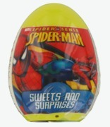 BBB Spiderman Surprise Egg
