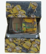 BBB Gift Tin And Watch Despicable