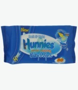 Hunnies Baby Wipes Normal X80