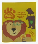 Bear Safari Paws Mango & Strawberry