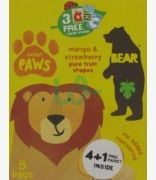 Bear Multipack Safari Paws
