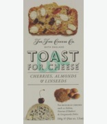 The fine Cheese Co Toast For Cheese Cherries , Almonds & Linseeds