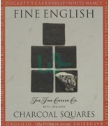 The fine Cheese Co Charcoal Squares