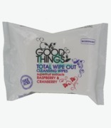 Good Things Total Wipe Out Cleansing Wipes