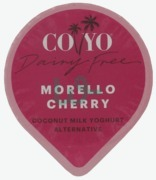 CO YO Coconut Milk Morello Cherry Yogurt