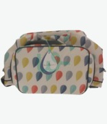 Navigate Beau & Elliot Rain Drops Family Cooler Bag
