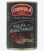 Coppola Polpa + Vegetables