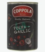 Coppola Polpa & Garlic Can