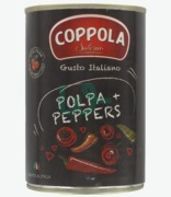Coppola Polpa + Peppers