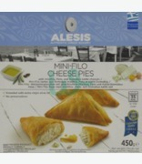 Alesis Filo Twist Pies Fet & Cheese