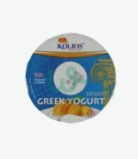 Kolios Greek Yogurt Peach 0% Fat