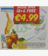 Darina Ice Tea  Lemon Light Instant Drink 18+6 Free