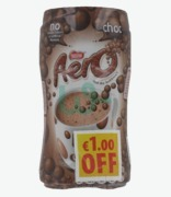 Nestle Areo Hot Chocolate Drink €1 Off