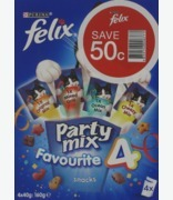 Felix Party Mix Favourite Snacks