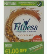 Fitness Chocolate €1 Off