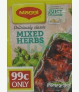 Maggi Mixed Herbs 99c Only