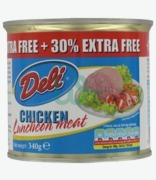 Deli Chicken Luncheon Meat 30% Extra Free