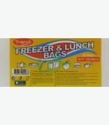 Trendi Freezer & Lunch Bags 23x28cm X