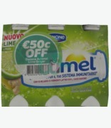 Danone Actimel Lime - Ginger 50c Off