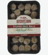 Butcher's Barn Stuffed Meat Balls