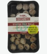 Butcher's Barn Mini Beef Burgers